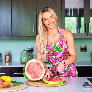 Izelle Hoffmann - Bosch Cooking Classes: Delicious and Nutritious